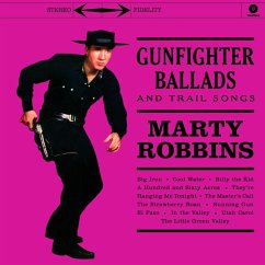 Gunfighter Ballads And Trail Songs (Ltd.Edt 180g - Robbins,Marty