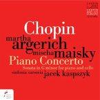 Klavierkonzert 1/Sonate F.Klavier Und Cello G-Moll