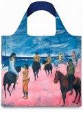 LOQI Bag Paul Gauguin / Horseman on the Beach