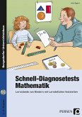 Schnell-Diagnosetests: Mathematik