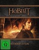 Der Hobbit - Die Spielfilm-Trilogie (Extended Version, 9 Discs)