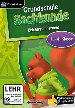 Grundschule Sachkunde - Erfolgreich lernen! (1.-4. Klasse)