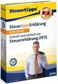 SteuerSparErklärung 2016 (für Steuerjahr 2015) für Selbstständige
