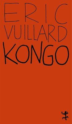 Kongo (eBook, ePUB) - Vuillard, Éric
