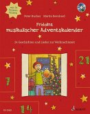 Fridolins musikalischer Adventskalender, m. Audio-CD
