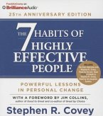 The 7 Habits of Highly Effective People, 5 Audio-CDs
