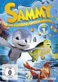 Sammy, Kleine Flossen - Große Abenteuer - Volume 1 DVD-Box
