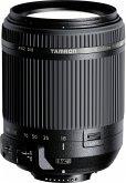 Tamron 3,5-6,3/18-200 DI II N/AF VC Zoom-Objektiv für Nikon (62 mm Filtergewinde, APS-C Sensor)