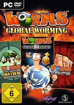 Worms Triple Pack (PC)