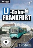 Train Simulator 2016 - U-Bahn Frankfurt (Addon)