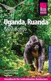 Reise Know-How Uganda, Ruanda: Reiseführer für individuelles Entdecken (eBook, PDF)