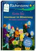 Wir wollen Laterne laufen / Abenteuer im Möwenweg Büchersterne Bd.2 (Mängelexemplar)