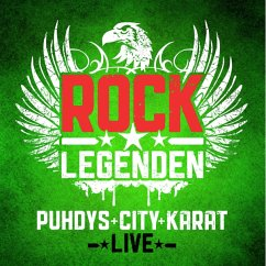 Rock Legenden Live - Puhdys/City/Karat