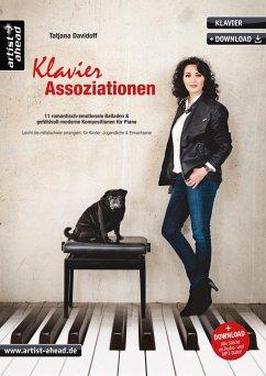 Klavier-Assoziationen - Davidoff, Tatjana