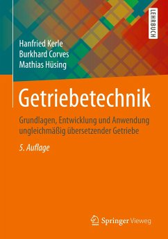 Getriebetechnik - Kerle, Hanfried; Corves, Burkhard; Hüsing, Mathias