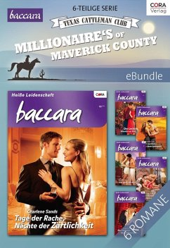 Texas Cattleman Club: Millionaire's of Maverick County (eBook, ePUB) - Leclaire, Day; Lewis, Jennifer; Celmer, Michelle; Sands, Charlene; Jackson, Brenda; Garbera, Katherine