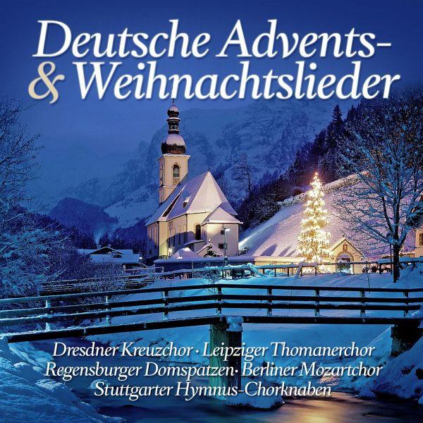 Beliebte Deutsche Weihnachtslieder.Deutsche Advents Weihnachtslieder