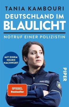 Deutschland im Blaulicht (eBook, ePUB) - Kambouri, Tania