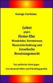 Gebet gegen Homo-Ehe, Windräder, Stromtrasse, Massentierhaltung und Israelische Besatzungsmacht (eBook, ePUB)