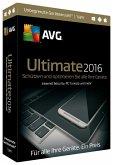AVG Ultimate 2016 (Unbegrenzte Geräte/1 Jahr)