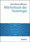 Wörterbuch der Soziologie (eBook, PDF)