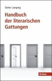 Handbuch der literarischen Gattungen (eBook, PDF)