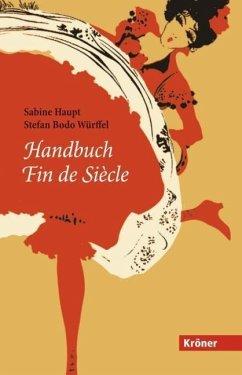 Handbuch Fin de Siècle (eBook, PDF)