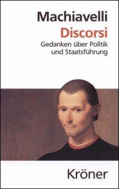 Discorsi (eBook, PDF) - Machiavelli, Niccolò