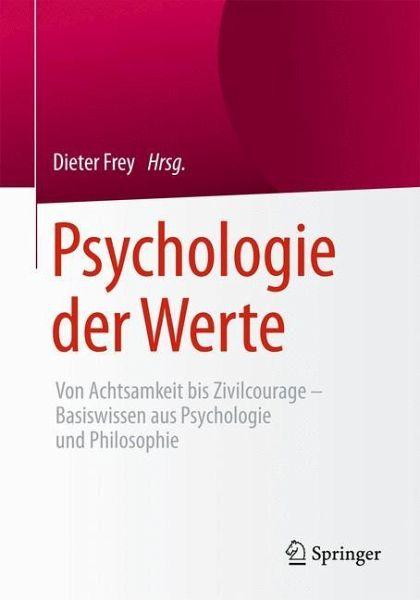 Psychologie der werte buch for Psychologie nc werte