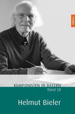 Komponisten in Bayern. Dokumente musikalischen Schaffens (eBook, PDF)