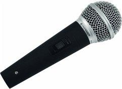 Omnitronic M-60, Mikrofon