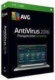 AVG AntiVirus 2016 (1 PC)