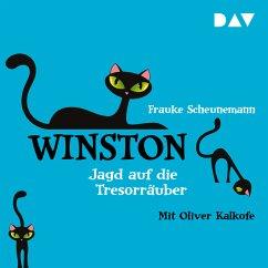 Jagd auf die Tresorräuber / Winston Bd.3 (MP3-Download) - Scheunemann, Frauke