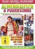 Almenrausch und Pulverschnee - Folge 1-8 (4 Discs)