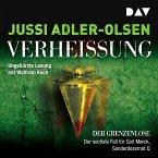 Verheißung - Der Grenzenlose / Carl Mørck. Sonderdezernat Q Bd.6 (MP3-Download)