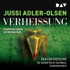 Verheißung - Der Grenzenlose / Carl Mørck. Sonderdezernat Q Bd.6 (MP3-Download) - Adler-Olsen, Jussi