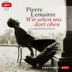 Wir sehen uns dort oben / Die Kinder der Katastrophe Bd.1 (MP3-Download) - Lemaitre, Pierre