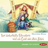 Vier zauberhafte Schwestern und ein Geist aus alten Zeiten / Vier zauberhafte Schwestern Bd.4 (MP3-Download)