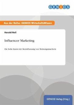 Influencer Marketing - Reil, Harald