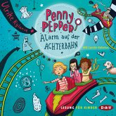 Alarm auf der Achterbahn / Penny Pepper Bd.2 (MP3-Download)