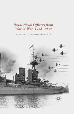 Royal Naval Officers from War to War, 1918-1939 (eBook, PDF)