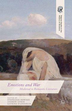 Emotions and War (eBook, PDF)