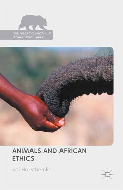 Animals and African Ethics (eBook, PDF)