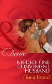 Needed: One Convenient Husband (Mills & Boon Desire) (The Pearl House, Book 6) (eBook, ePUB)