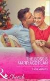 The Boss's Marriage Plan (Mills & Boon Cherish) (Proposals & Promises, Book 2) (eBook, ePUB)