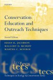 Conservation Education and Outreach Techniques (eBook, PDF)