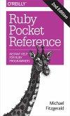 Ruby Pocket Reference (eBook, ePUB)