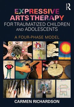 Expressive Arts Therapy for Traumatized Children and Adolescents
