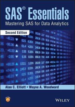 SAS Essentials (eBook, PDF) - Elliott, Alan C.; Woodward, Wayne A.