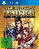 Nobunaga's Ambition: Sphere Of Influence (PlayStation 4)